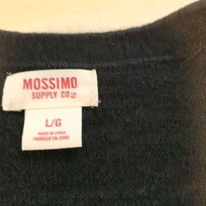 Mossimo Supply Co. Sweaters - Black long sleeve cardigan